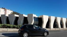 Jean Cocteau Museum In Menton France stock video