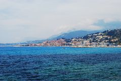 Menton, France Royalty Free Stock Image