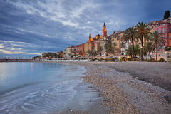Menton. Royalty Free Stock Photos