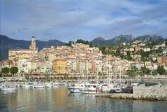 menton - la Côte d'Azur   Photographie stock