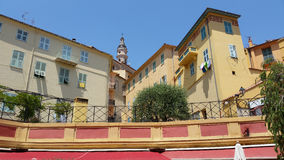 Menton Old Town Stock Photos