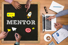 MENTOR Royalty Free Stock Photo