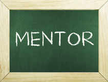 Mentor Stock Photo