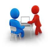Mentoring Stock Photo