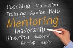 mentoring Foto de archivo libre de regalías