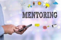 mentoring Fotografía de archivo libre de regalías