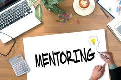 mentoring Fotos de archivo
