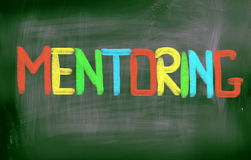 Mentoring Concept Royalty Free Stock Photo