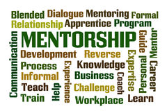 Mentorship Stock Photo
