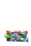 Mentos糖果 免版税库存图片