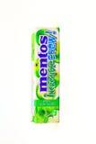 Mentos糖果 库存图片