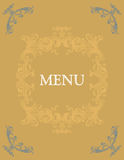 Menu 14 Royalty Free Stock Images