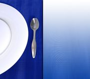 Menu Royalty-vrije Stock Foto's