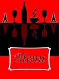 menu Fotografia Royalty Free