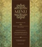 menu royalty ilustracja