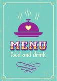 menu Immagini Stock