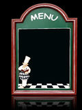 Menu b Immagine Stock