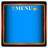 Menu background Royalty Free Stock Photos