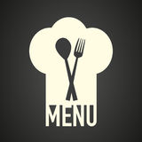 Menu background Royalty Free Stock Photo