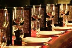 Menu bar Royalty Free Stock Photos