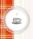 Menu for cafe, bar, restaurant Royalty Free Stock Photos