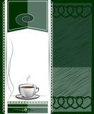 Menu for cafe, bar, restaurant, coffeehouse Stock Photos