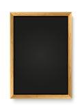 Menu chalkboard Stock Photos