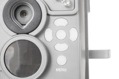 Menu della macchina fotografica Fotografia Stock