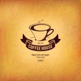 Menu dla restauraci, kawiarnia, bar, kawowy dom Obraz Stock