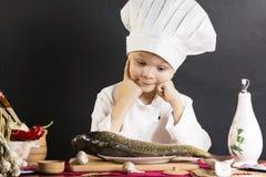 Menu of fish Royalty Free Stock Photo
