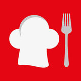 Menu food design Royalty Free Stock Photos