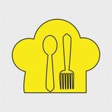 Menu icon design Royalty Free Stock Photography