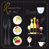 Menu Stock Images