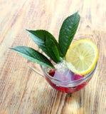 Menu planu program, dieta, wodni dumbbells i diety karmowa świeża owoc w napoju lub, Obrazy Royalty Free