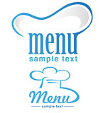 Menu project Stock Image