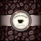 Menu for restaurant, cafe, bar, coffee house. Royalty Free Stock Photos