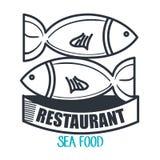 Menu restaurant design. Illustration Royalty Free Stock Photo