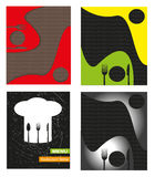 Menu for restaurant vector illustration