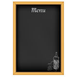Menu. Vector Stock Photos