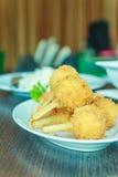 Menu Wietnamski jedzenie Zdjęcie Stock