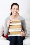 Meny books. Stock Image