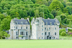 Menzies Castle Stock Photo