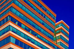 Menzis Office Building, Netherlands Royalty Free Stock Photography