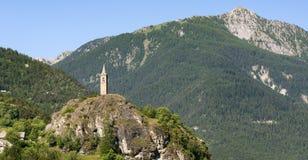 Meolans-Revel (French Alps) Stock Photo