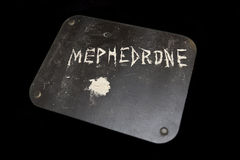 Mephedrone drug Royalty Free Stock Photography
