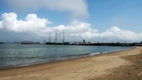 Mer à San Francisco photographie stock libre de droits