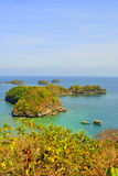 Mer öar i Filippinerna, mer gyckel Royaltyfri Fotografi