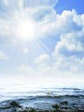 mer Image libre de droits