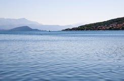 Mer Adriatique Image stock