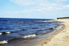 Mer baltique Images libres de droits